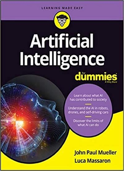 Artificial Intelligence For Dummies - Download PDF | Tech in