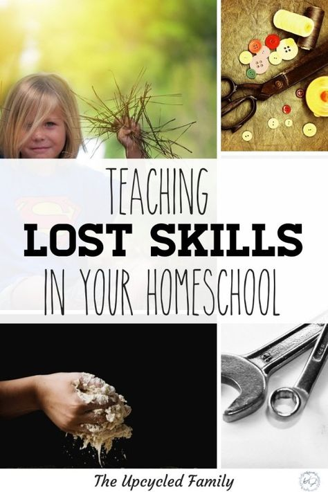 Want to take your kid's knowledge to the next level in your homeschool? 16 old-fashioned, vintage skills, life skills, homestead skills & traditional skill to boost your homeschool experience! Reggio Emilia, Teaching Kids, Kids Learning, How To Start Homeschooling, Catholic Homeschooling, Online Homeschooling, Homeschool Curriculum, Homeschooling Statistics, Statistics Math