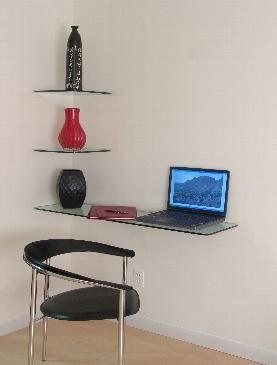 home glass shelving shelves pinterest corner shelf glass shelves and shelves