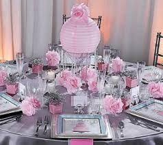 Stunning Decoration Bapteme Gris Et Rose Images - ansomone.us ...