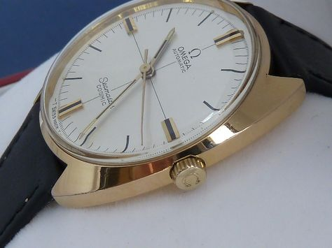 Vintage Watches Collection : Omega Seamaster Cosmic Auto - Watches Topia - Watches: Best Lists, Trends & the Latest Styles