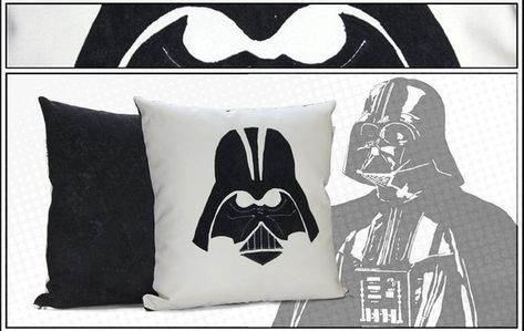 Star Wars Pillow Darth Vader