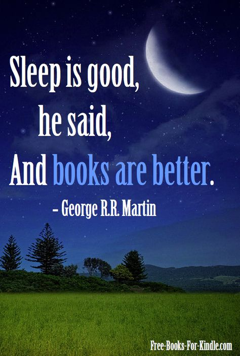Sleep vs. Books
