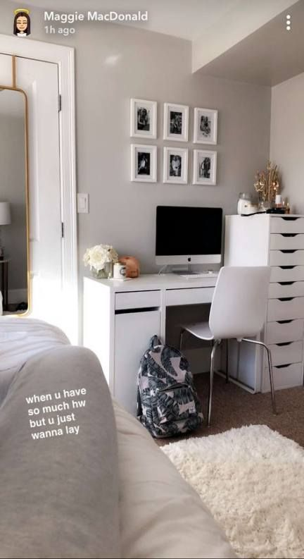 Bedroom White Ikea 20 Ideas In 2020 Small Room Bedroom Small Rooms Home Decor Bedroom