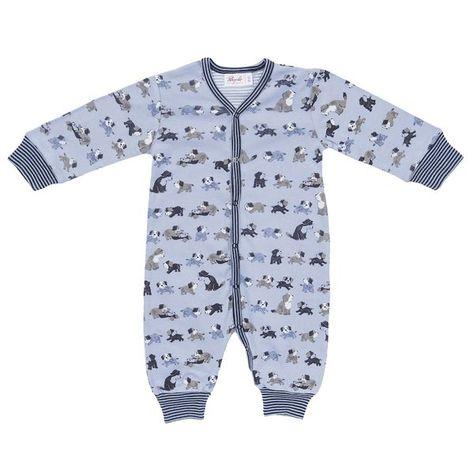 Menschen tragen Bio - Baby Overall hellblau u. hellrosa bedruckte organische | Avocado-Tore #AvocadoTore #Baby #bedruckte #Bio #hellblau #hellrosa #Menschen