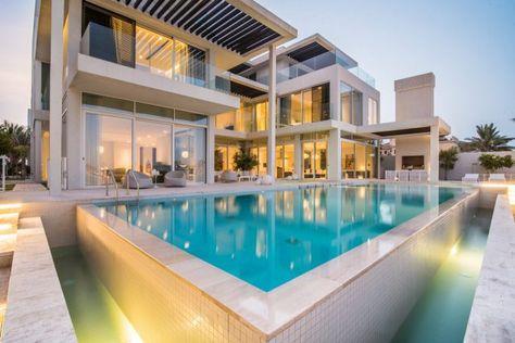 Droomhuis La House : Luxe villa met zwembad house designs dream homes dreamy