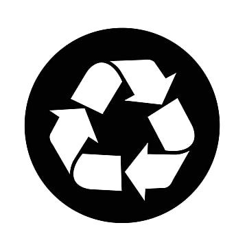 Recycle Icon Recycle Icons Conservation Eco Png And Vector With Transparent Background For Free Download Stiker