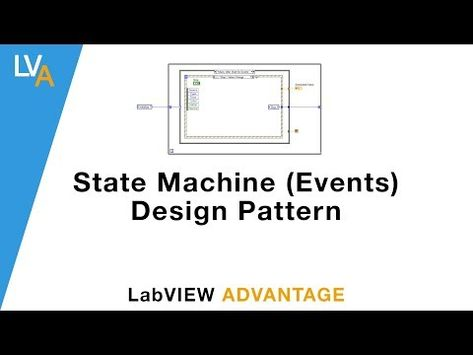 State Machine Events Sme Labview Design Patterns Youtube