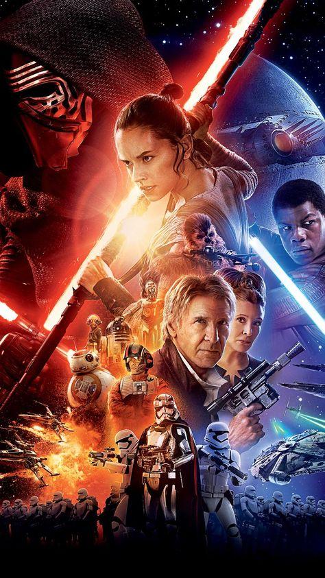 Star Wars: The Force Awakens (2015) Phone Wallpaper | Moviemania