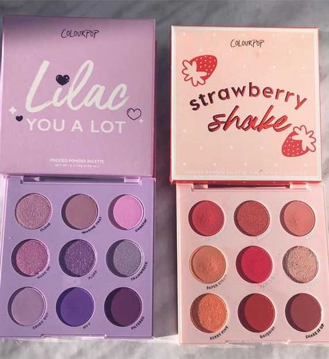 Amazing eye shadow palette from ColourPop Cosmetics #eyeshadowpalette #eyeshadowlooks #eyeshadow