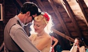 First Dance Wedding Songs: Country Quirky Style