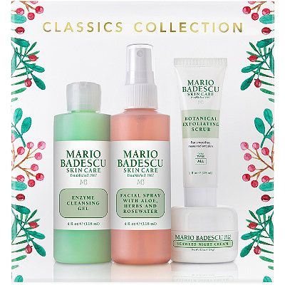 Classics Collection Skin Care Routine Steps Mario Skin Care
