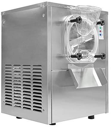 Kolice Commercial Mini Desktop Hard Ice Cream Machine Mini