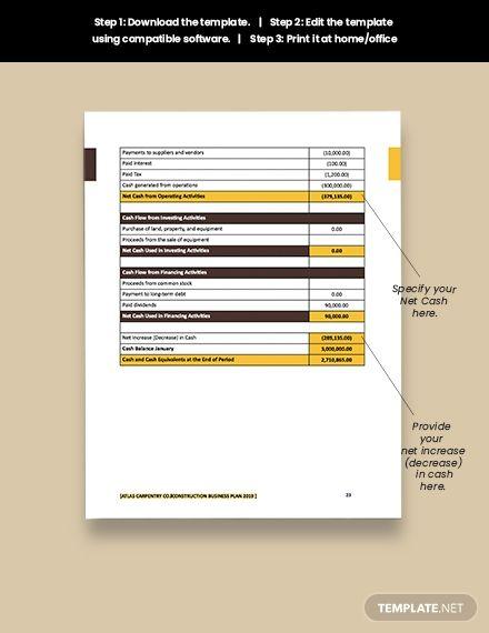 Free home builder business plan book club book