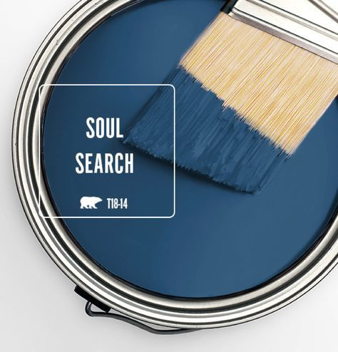 Trend Color Spotlight: Soul Search   Colorfully BEHR