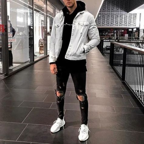 157 casual street style outfits for men