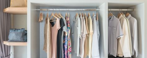 The Ultimate Guide to Closet Organization