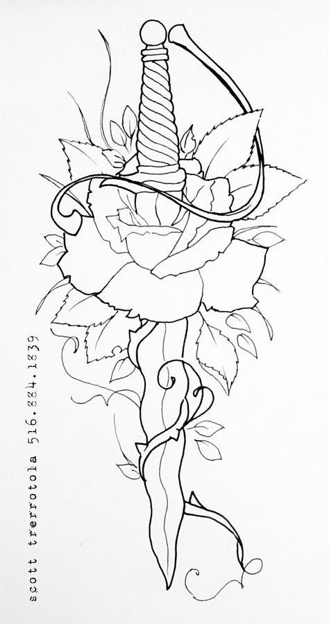 Tattoo Outline Designs : tattoo, outline, designs, Tattoo, Stencils, Outline, Design, Stencil, Outline,, Stencils,, Drawing