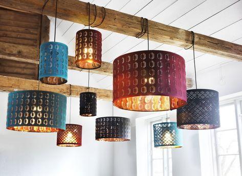 Es Werde Licht Das Sind Die Schonsten Und Originellsten Lampen Ikea Lampen Rustikale Lampenschirme Schlafzimmer Lampe