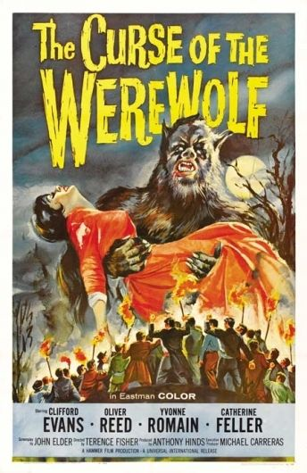 classic horror films - posters for tv room?