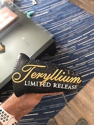 Limited Edition Scotty Cameron Putter Teryllium T22 1 5 Fastback Golf Ebay Scotty Cameron Putter Cameron