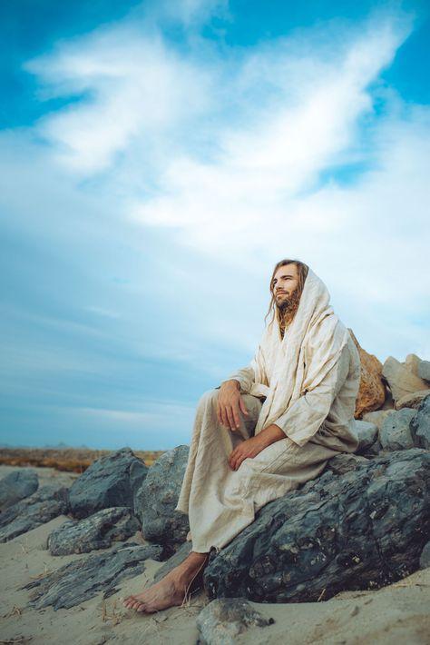 Seeking His Comfort