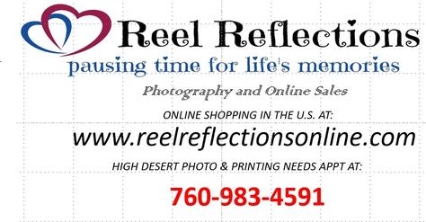 Reel Reflections Online Retail Sales