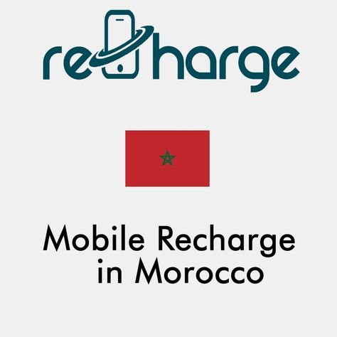 Mobile Recharge in Morocco. Use our website with easy steps to recharge your mobile in Morocco. #mobilerecharge #rechargemobiles https://recharge-mobiles.com/