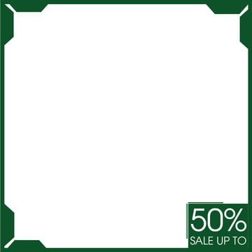 Border Green Sale Frame Machine Sale Icons Machine Icons Green Icons Png And Vector With Transparent Background For Free Download Floral Background Simple Green Framed Photographs