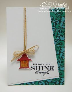 An Inside to my Heart...: Illuminate Blog Hop... #SurfsUp - card outside