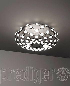 Luceplan Mesh Ceiling 72 Licht Lampe Leuchte Prediger Predigerlichtberater Lichtberatung Design Beleuchtung Wohnidee Decke Flurbeleuchtung Beleuchtung