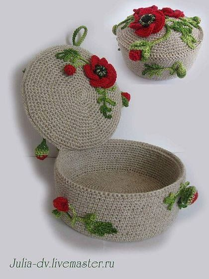 Jar Lid Covers Crochet Pinterest Crochet Crochet Patterns And