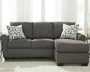 Shayla Sofa Chaise Ashley Furniture Homestore In 2020 Chaise Sofa Sofa Home Furniture Shopping