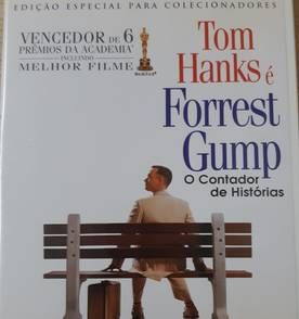 Dvd Forrest Gump O Contador De Historias Edicao Especial Para