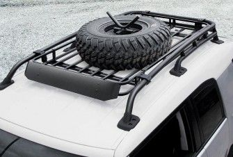 Roof Rack Spare Tire Carrier Food Ideas Roof Rack Spare Tire Tire