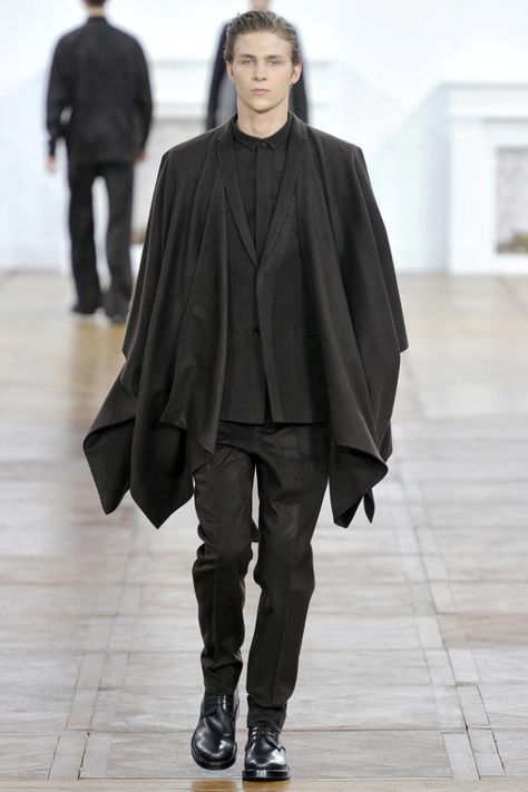 PFW11: dior homme AW11