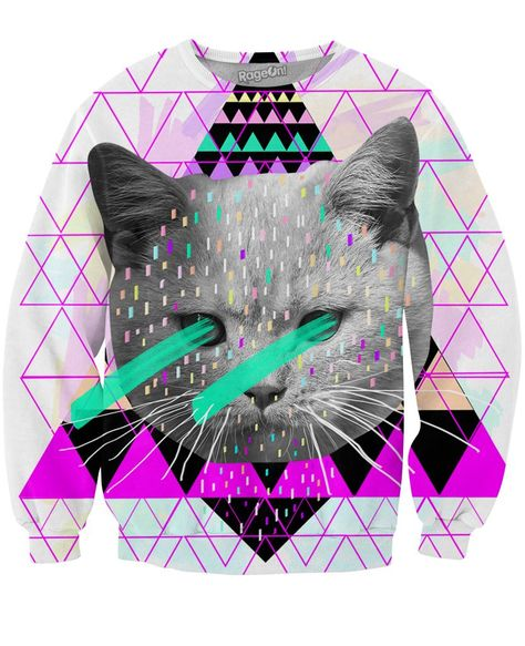 Pastel Crewneck Sweatshirt