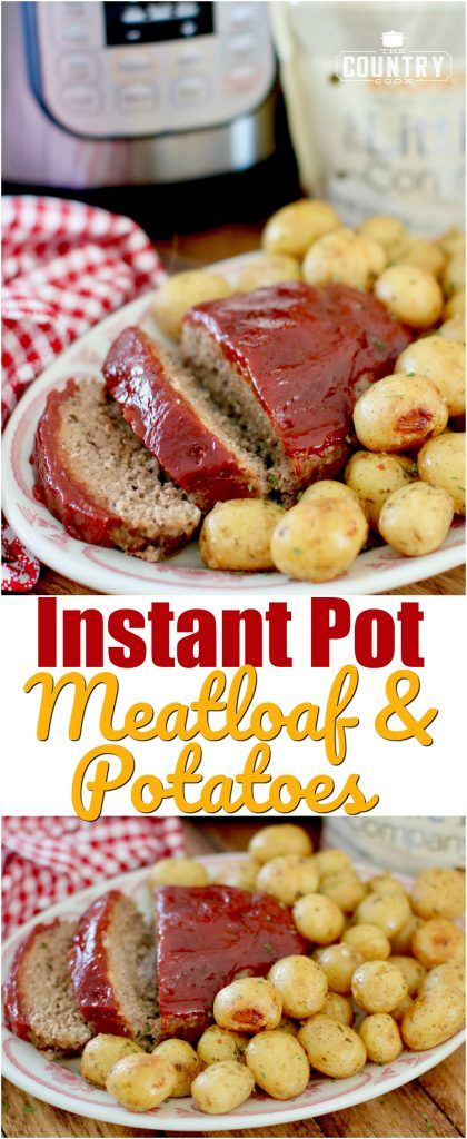 Chicken Broth Healthy Food Mom Recipe Instant Pot Dinner Recipes Pot Recipes Easy Old Fashioned Meatloaf