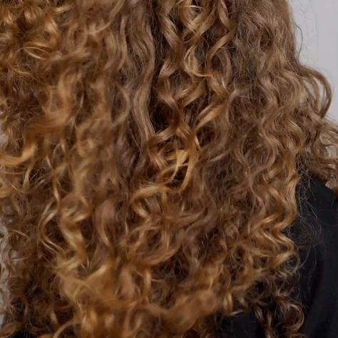 HOW TO: Leave-In with Curly Hair