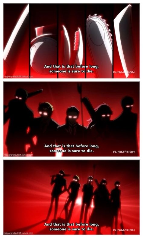 Shinigami (( *squeals!* Eric and Alan have a cameo in Book of Circus, Episode 3! OMG! <3 ))
