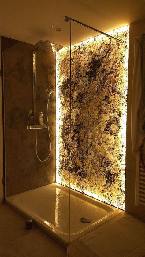 Thin slate translucent. bathroom design - #bathroomdesign