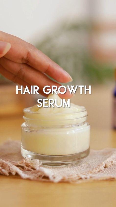 HAIR GROWTH ALOE SERUM