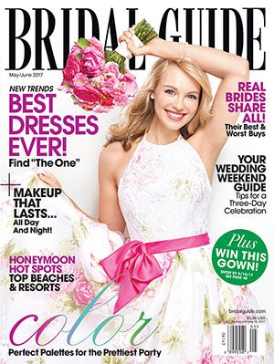 Bridal Guide Free Subscription