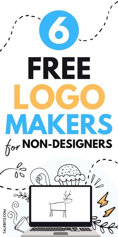 6 Free Logo Maker Sites for Non-Designers (Free Logo Generators)