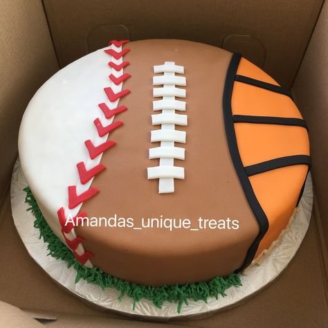 trendy basket ball cake football You are in the right place a… trendiger Basketball Kuchen Fußball Sie sind am … Sports Birthday Cakes, Sports Themed Cakes, Sports Themed Birthday Party, Themed Birthday Cakes, Boy Birthday, Ball Theme Birthday, Kids Sports Party, Birthday Ideas, Basketball Birthday Parties