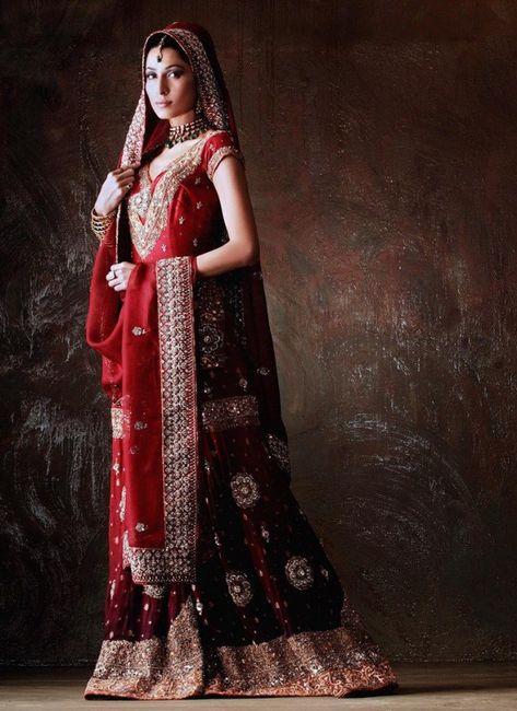 List of Pinterest pakistani bridal wear walima receptions