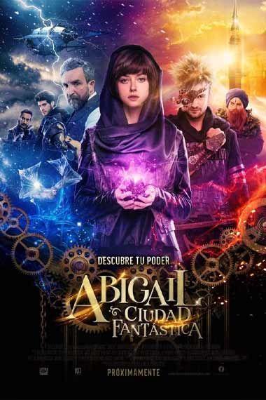 Abigail Pelicula Online Latino Film Movie Posters Movies