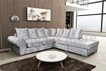 Nice Velvet Corner Sofa Gorgeous Velvet Corner Sofa 37 For Modern Sofa Ideas With Velvet Corner Corner Sofa Crushed Velvet Sofa
