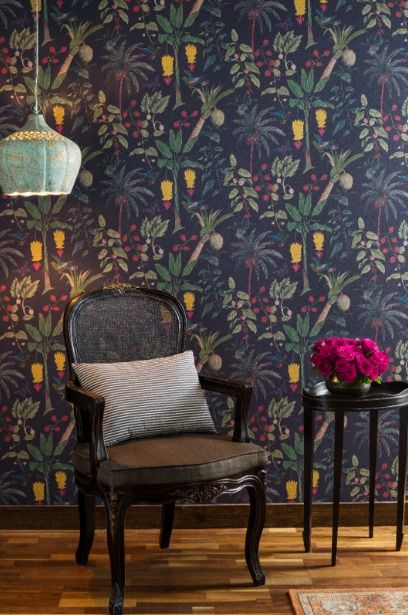 With A Wall Like This A First Impression Will Definitely Remain The Last Impression Wish To Get T Asian Paints Wallpaper Designs For Walls Diy Interior Decor