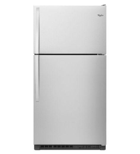 Whirlpool Wrt311fzd Top Freezer Refrigerator Refrigerator